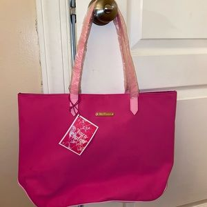 Brand New Hot Pink Juicy Couture Tote.